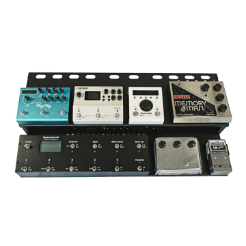 Tour Elite Pedalboard | 29x15  (Riser Included)